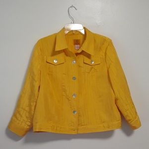 Ruby Rd. Yellow Jacket 14P